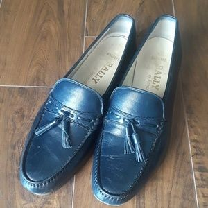 Bally  navy shoes